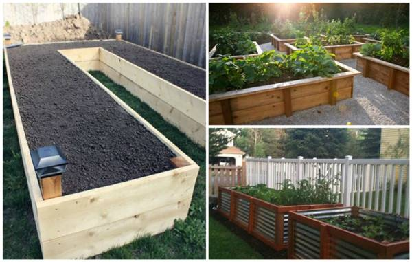 30+ Creative DIY Raised Garden Bed Ideas And Projects   I Creative Ideas