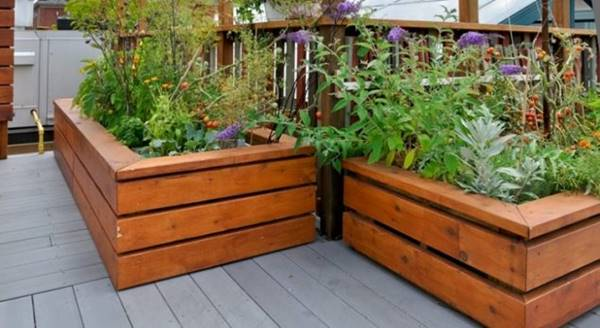 30+ Creative DIY Raised Garden Bed Ideas And Projects --> How to Make The Perfect Raised Flower Bed
