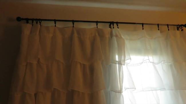 Creative Ideas Diy Easy No Sew Blackout Curtains I