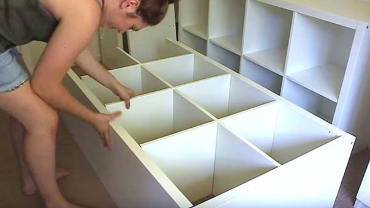 Creative Ideas Diy Raised Bed From Ikea Kallax Shelves I Creative Ideas
