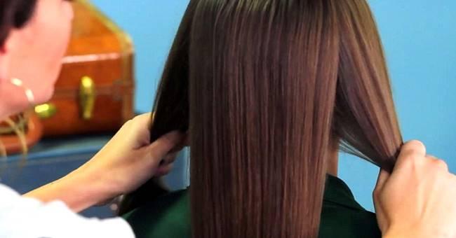 Creative Ideas - DIY Triple-Flip Combo Faux Braid Hairstyle