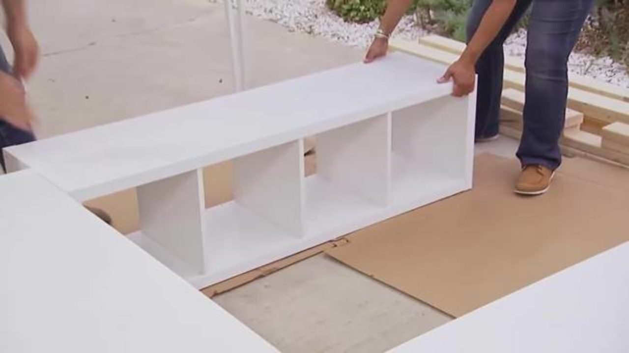 Creative Ideas How To Build A Platform Bed With Storage I Creative Ideas