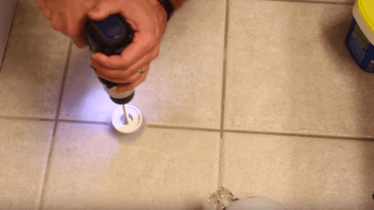 Cleaning Hack Awesome Diy Trick To Clean Grout In Your Kitchen