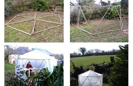 How to build a Cheap DIY greenhouse