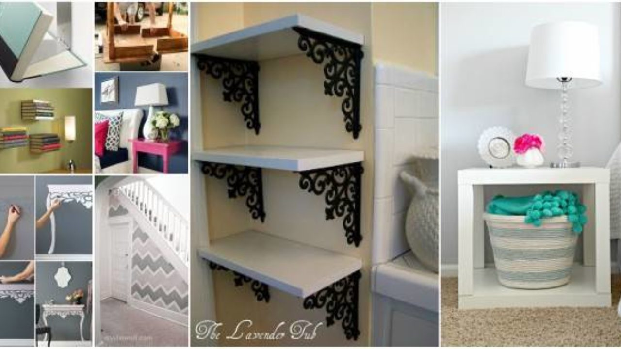 30+ Creative and Budget Friendly DIY Home Decorating ...