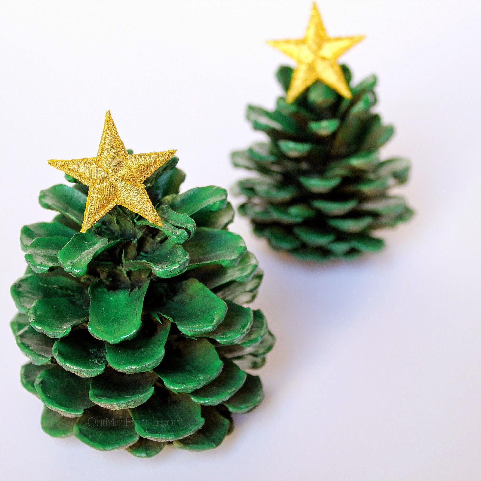 Kids Christmas Plaster Craft